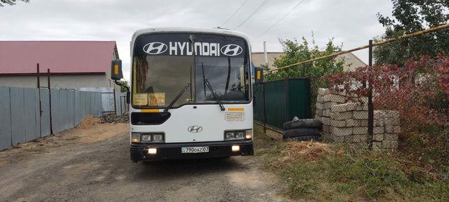 Автобус Hyundai 44 местный