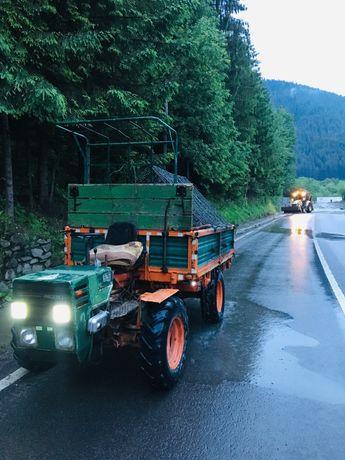 Motocultor/motoagricola/tractoras Pasquali 976