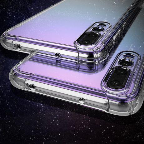 Удароустойчив Прозрачен Кейс за Huawei P20 Lite / P30 Pro / Mate 20 Y6
