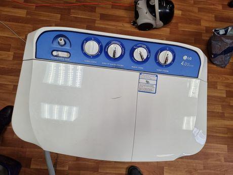 Полуавтоматическая стиральная машинка LG WP-611NP 4 кг