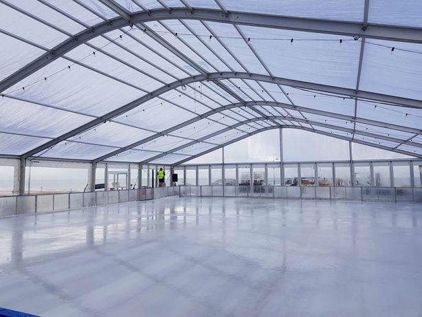 Vând structuri metalice pentru corturi de evenimente