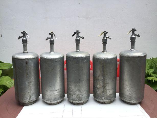 Recipiente pentru sifon din aluminiu 10 litri de vanzare
