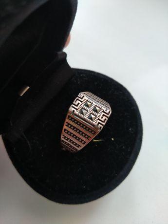 Мужской кольца серебро
