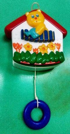 Chicco свиреща музикална кутия , механична музикална играчка