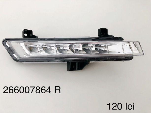 Lumini de zi Renault Clio4  GT RS,Megane RS,Scenic3 XMOD,Captur,Twingo