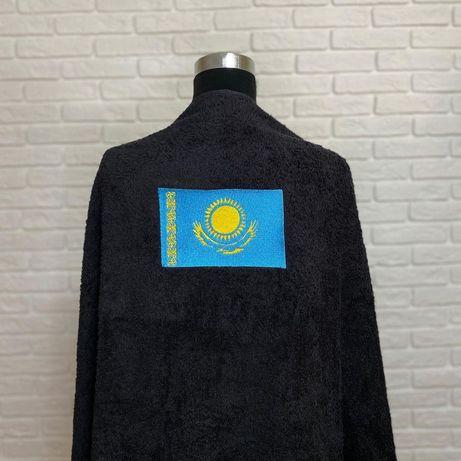 Именной Халат  Ванный Халат Махровый халат вышивка