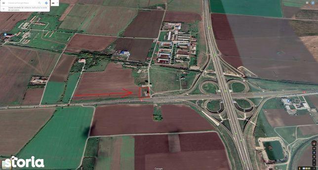 Teren Constanta - Valu lui Traian 4000mp pe colt deschidere la DN