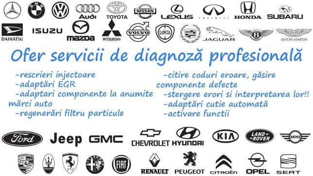 Diagnoza auto audi/bmw/vw/skoda/seat/renault/pegeout/mercedes/jeep