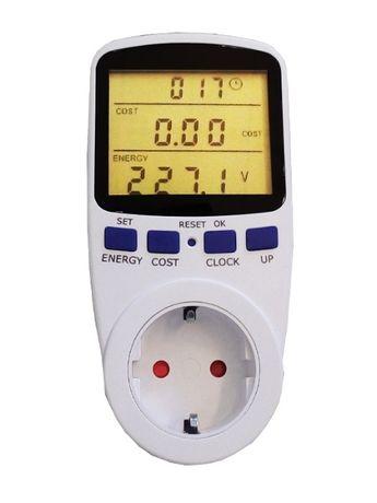 Измервател контролер за ел. мрежа с дигитален дисплей