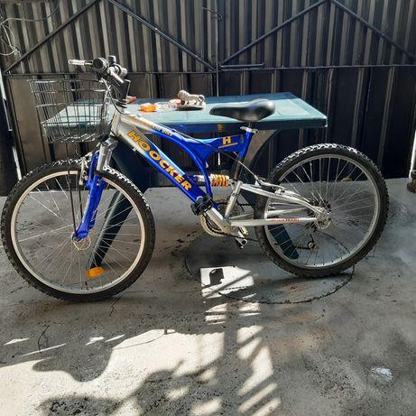 Bicicleta MTB  HOOKER,roti 24,scimbatore shimano