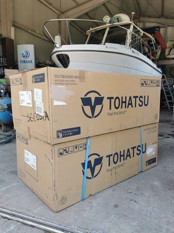 Motoare de Barca TOHATSU - Outboard Japonez cu 5 ani Garantie