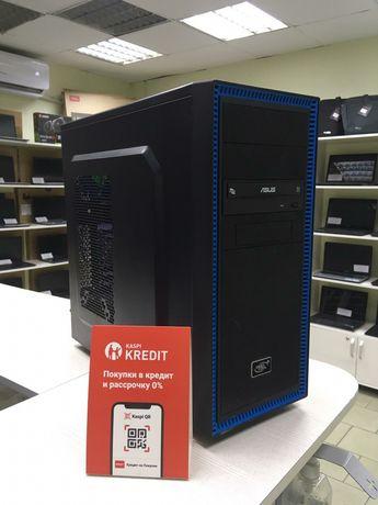 Игровой ПК (GTX 1050 Ti, Core i5-7400, 16 Gb DDR4, 128 SSD)