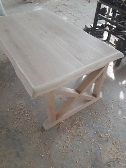 Дъбова холна маса