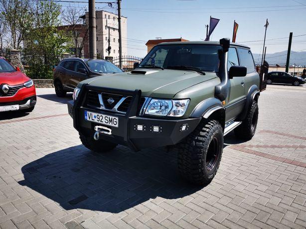 Nissan patrol y61 autoutilitar 3.0
