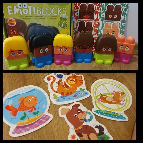 Emotiblocks si puzzle pt 2ani+