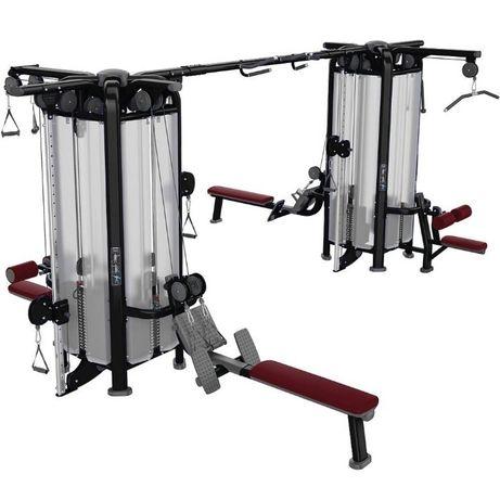 Фитнес уред Tech Pro Multi Gym 8 Station - НОВ