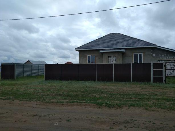 Продам дом в п. Каражар (ряд Ильинка)или обменяю на квартиру в Астане