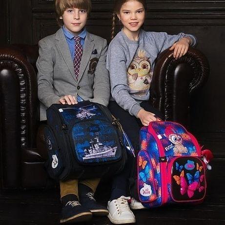Делун, ранец делун, школьный ранец, ранец для девочек, рюкзак школьный