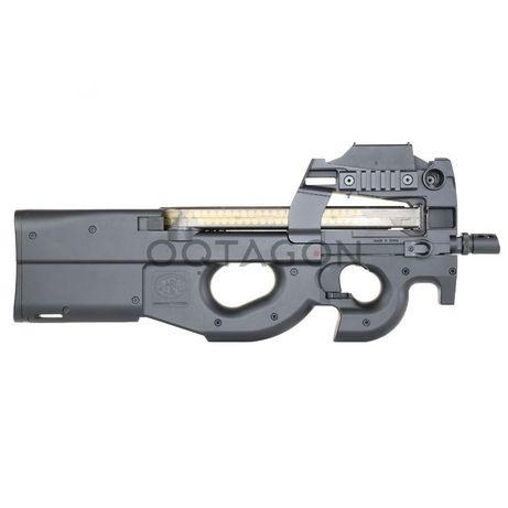 Arma airsoft electrica FN P90 Red Dot CyberGun cod: 7995