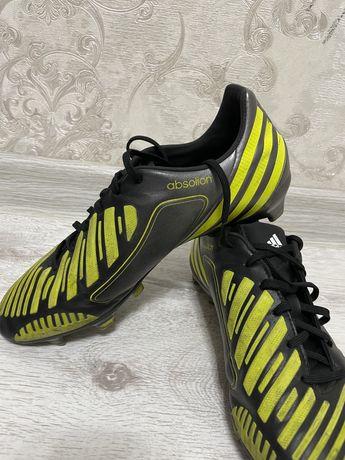 Футбольные бутсы Adidas, оригинал