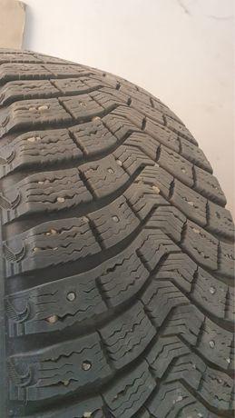 Шины зима Michelin 225/60/17 комплект