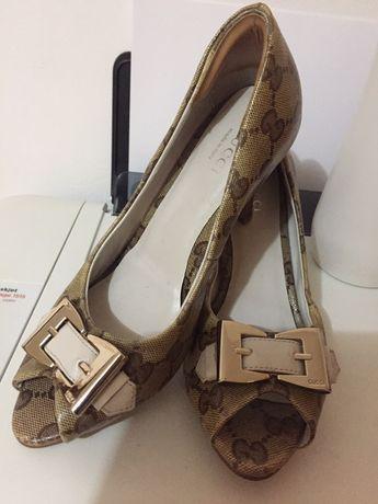Pantofi /sandale Gucci originali,ocazie, made in Italy