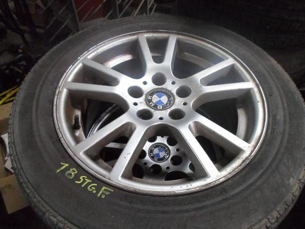 Cauciucuri cu jante aluminiu Cod piesa 235/55R17 BMW X3
