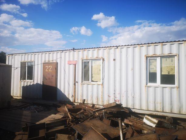 Продам утепленный жилой контейнер