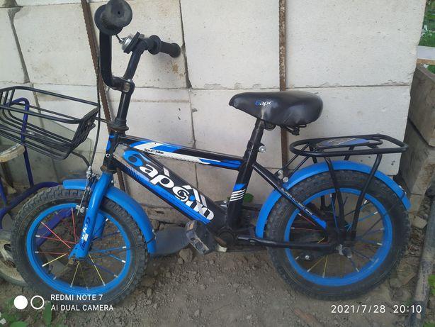 Велосипед Барс почти новый