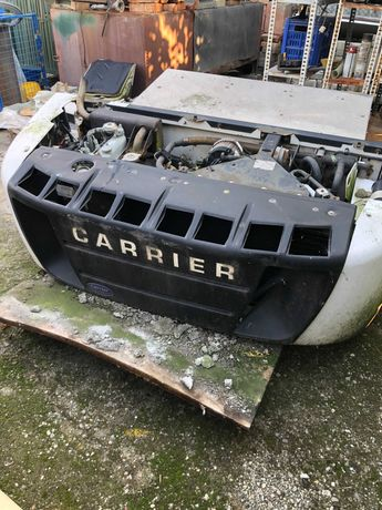thermoking carrier