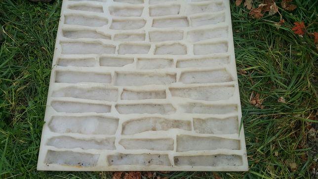 Vând matrite din silicon piatra decorativa