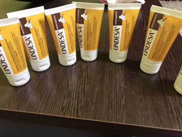 Crema Lindesa cu efect rapid asupra pielii