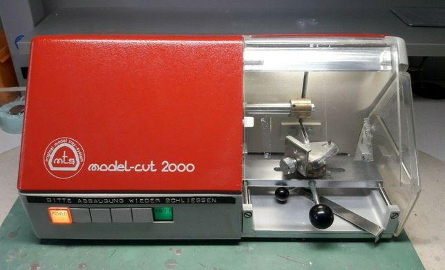 Model-Tray, Model-cut 2000 tehnica dentara