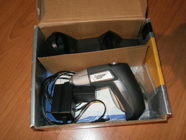 Surubelnita electrica Genium cordless screwdriver , 3,6V ,cu accesorii