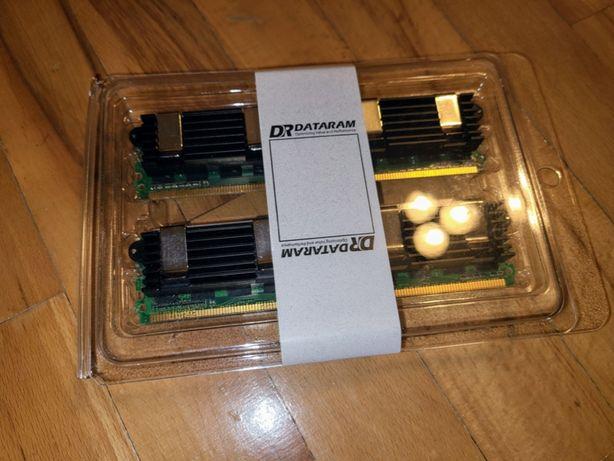 VALABIL: Memorii server 2x (2x4GB) 2Rx4 PC2-6400F DDR2 800Mhz sigilate