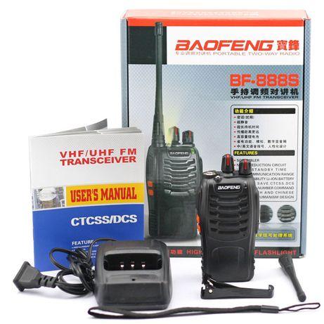 Рация Baofeng BF-888S цена за 1 шт.