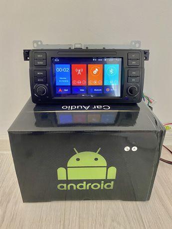 OFERTA - Navigatie GPS Android BMW E46 Wi-Fi Bluetooth DSP USB