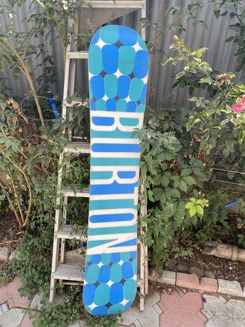 Сноуборд burton blender