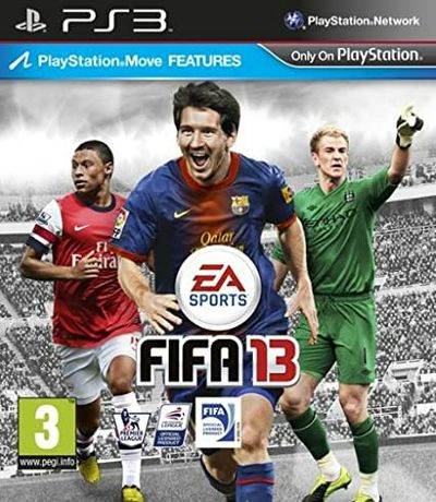 Joc PS3 - FIFA 13, compatibil playstation 3 Move