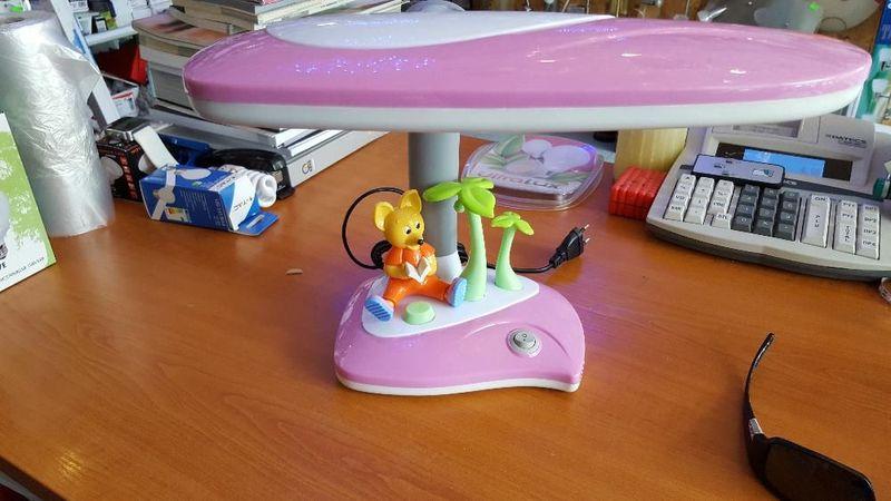 Детска настолна лампа гр. Сандански - image 1