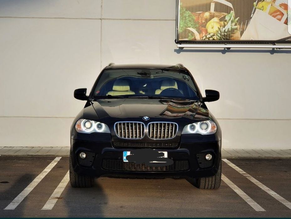 Vand BMW X5 Individual,306 CP,M SPORT,PADELE 2012 Craiova - imagine 1