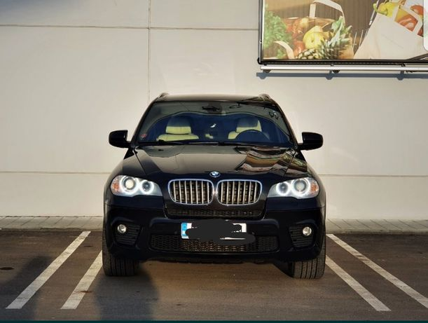 Vand BMW X5 Individual,306 CP,M SPORT,PADELE 2012