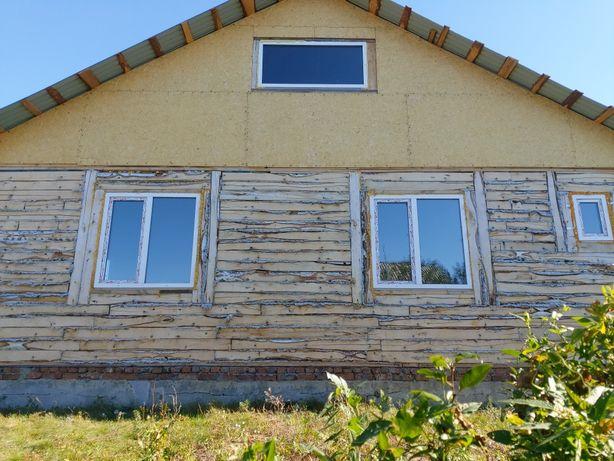 Продам недостроинный дом!