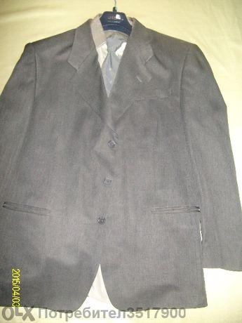 официален мъжки костюм