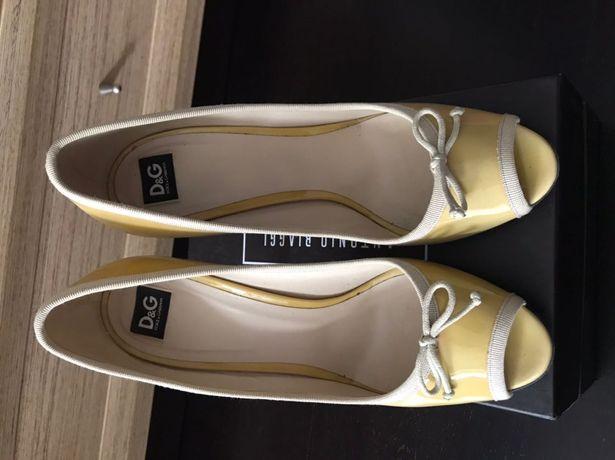 Pantofi D&G originali