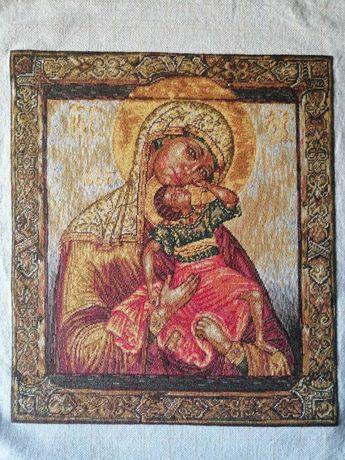 Гоблен Богородица Владимирская