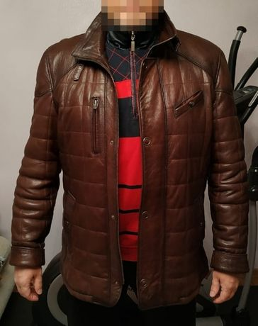 Куртка Осень – Зима. Натуральная кожа горной антилопы! Новая!