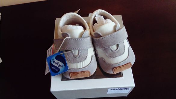 Бебешки обувки 2 Zara 15 16