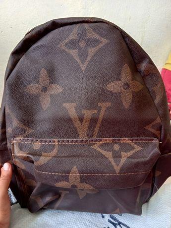 Рюкзак, кожаный Турция