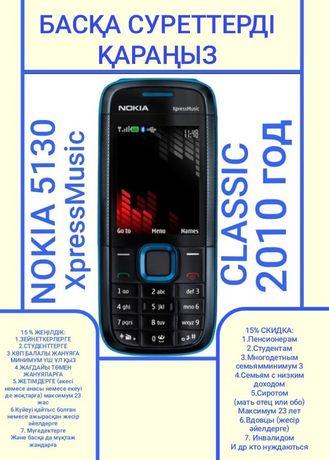 Новая Nokia Нокиа 5130 ОРИГИНАЛ. Прочитайте описание QDTRANS Алматы